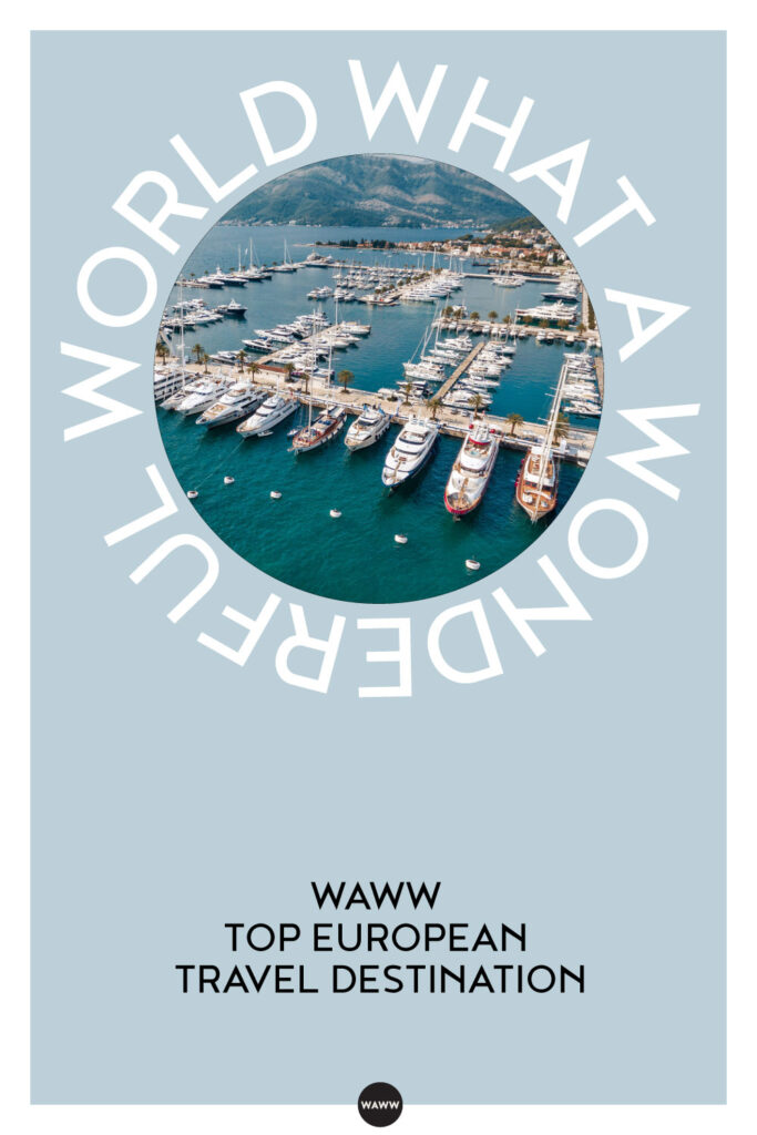 WAWW TOP EUROPEAN TRAVEL DESTINATION