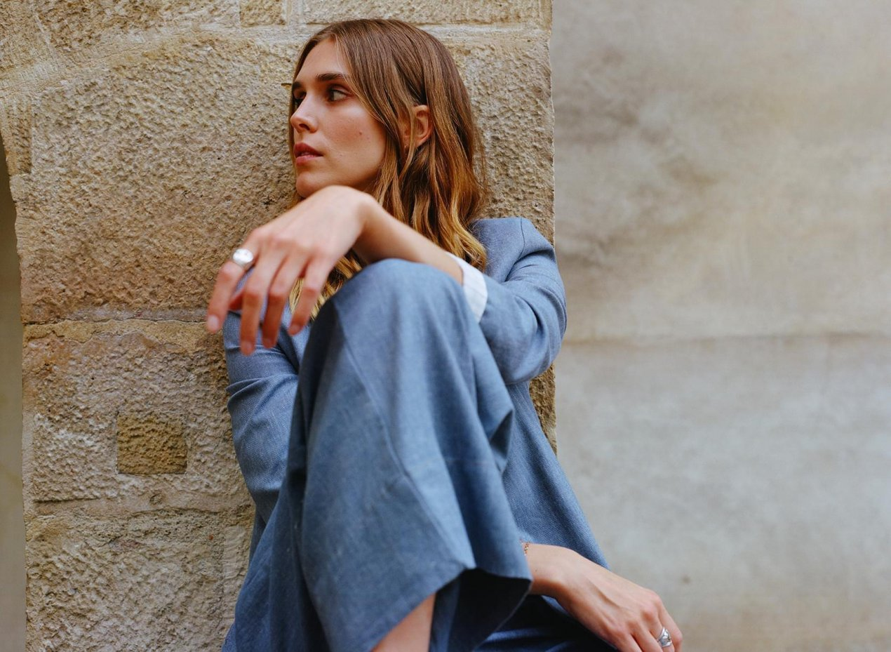 Actress Gaia Weiss shares her travel inspirations
