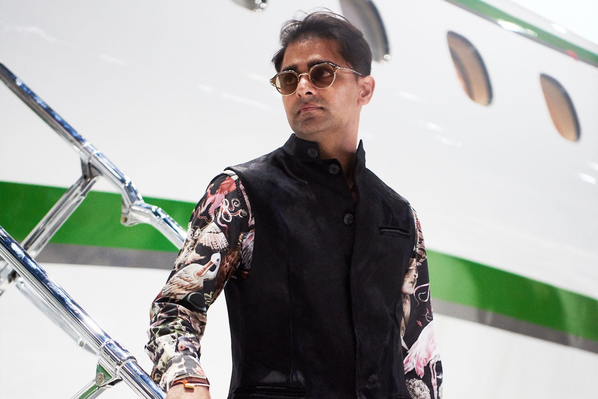 Ameerh-Naran-Vimana-Private-Jets-CEO