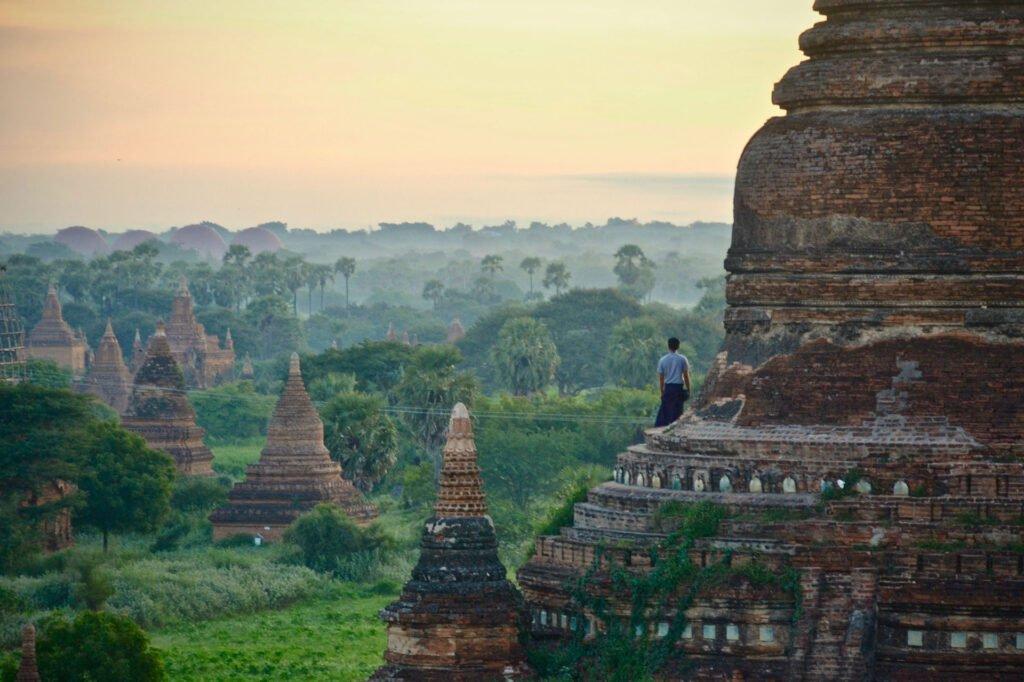 Landscape-view-of-Myanmar