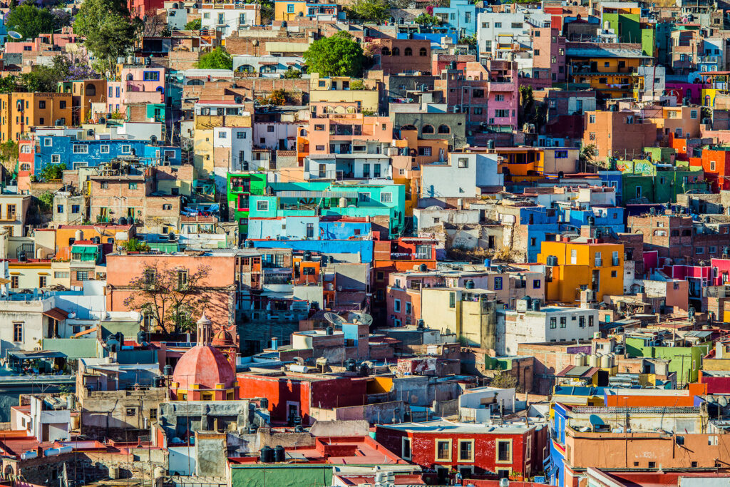 The-colourful-city-of-Guanajuato
