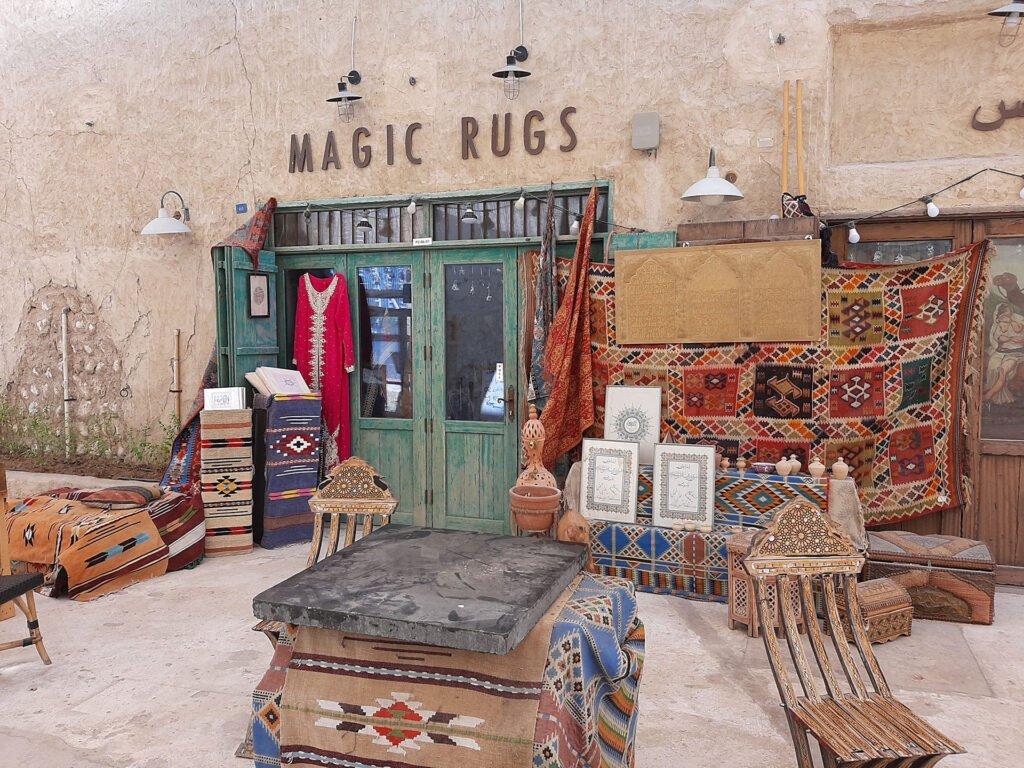 Magic Rugs