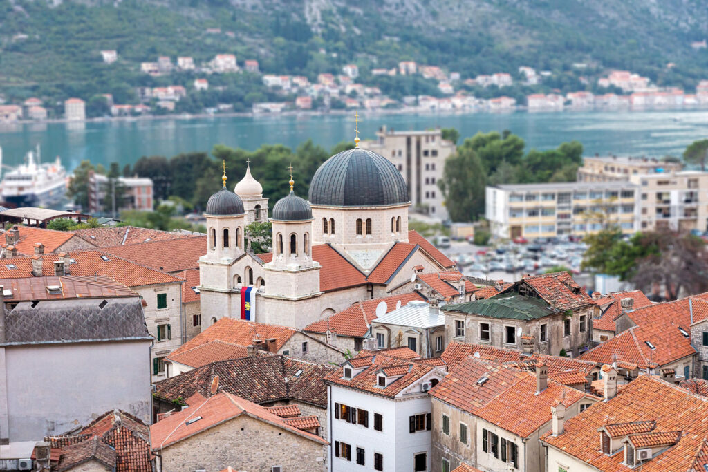 Old Town Kotor. Photo by Dragisa Braunovic for Unsplashed