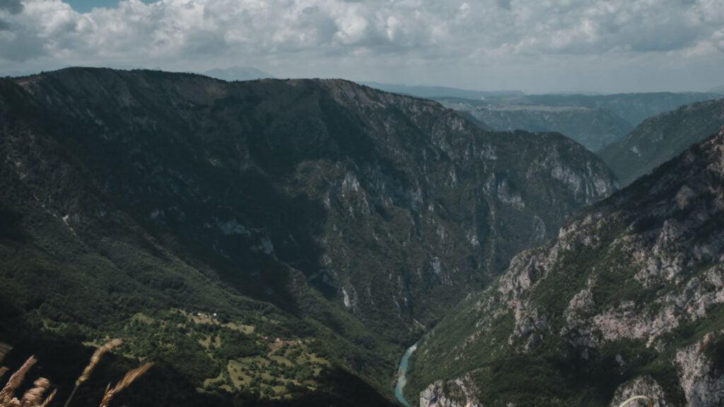 Tara River Canyon Photo by Gleb Lucky on Unsplash