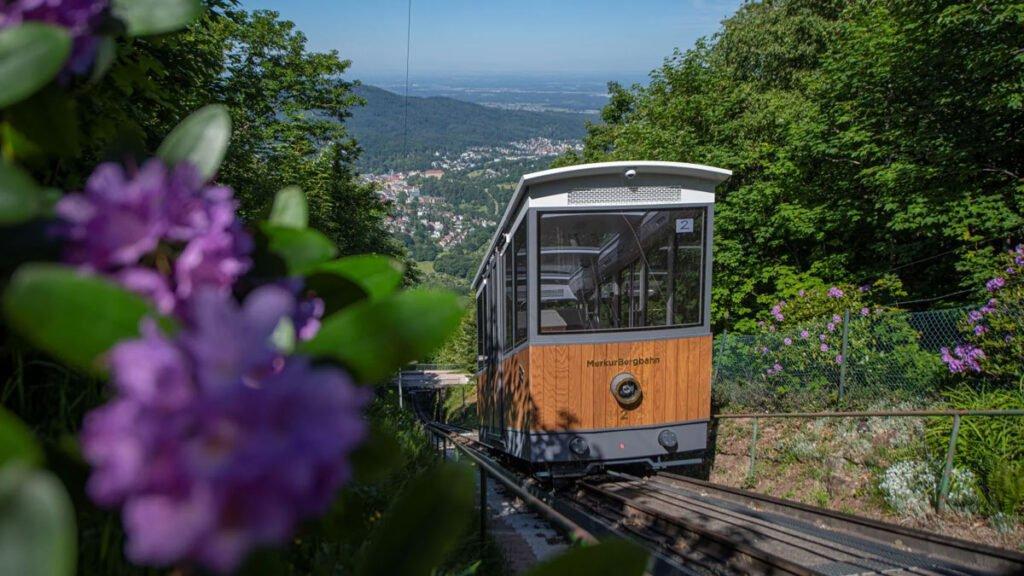 Merkur-Funicular-Railway